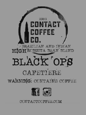 Contact Coffee Co