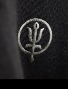 ThruDark BlackOps Sweatshirt Stitched Logo