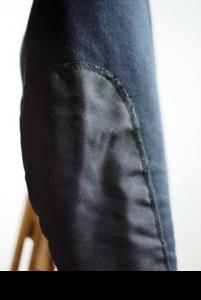 ThruDark BlackOps Sweatshirt Felt Collar