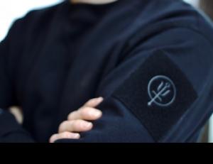 ThruDark BlackOps Sweatshirt Arm